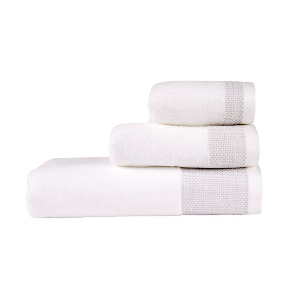 100% Cotton Hand Towel by House of Hampton